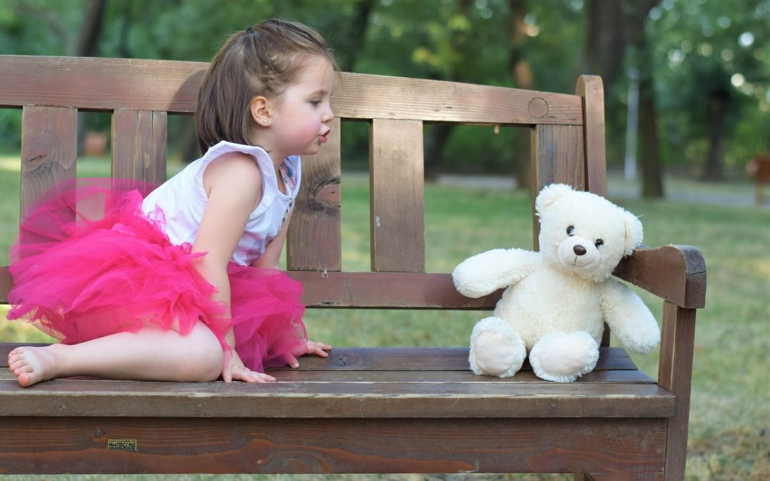 Kids Talk! Strategies to Support Your Child's Language Development