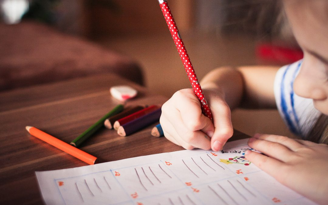 Learning to Write: Supporting Your Child From The Start