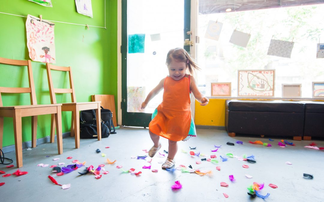 Preparing for Preschool: How Can Parents Help?